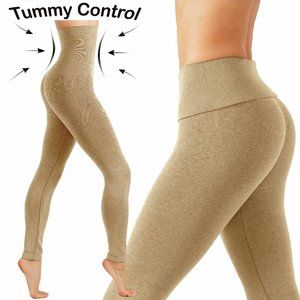 French terry winter thick leggings